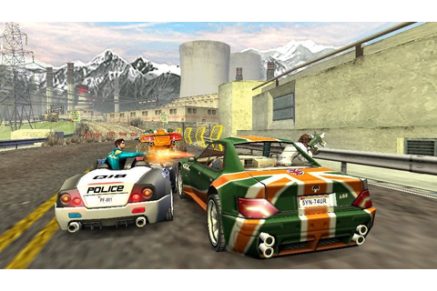 Pursuit Force: Extreme Justice előzetes | Game Channel