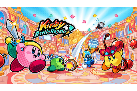 Kirby: Battle Royale announced for 3DS - Gematsu