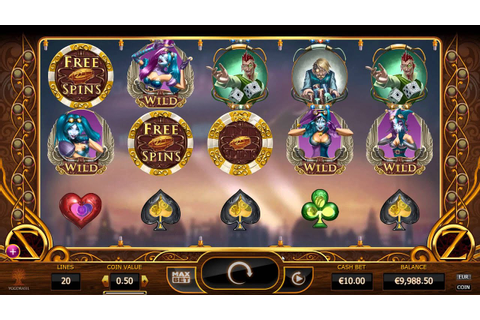 Cazino Zeppelin Online Video Casino game - Yggdrasil ...