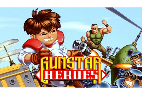 Gunstar Heroes will launch under Sega Forever this week ...