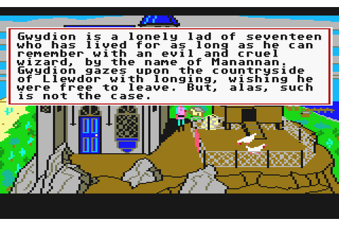 King's Quest III: To Heir Is Human on Qwant Games