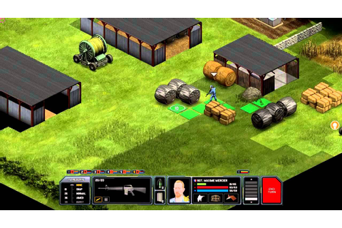 Xenonauts gameplay 2 - YouTube
