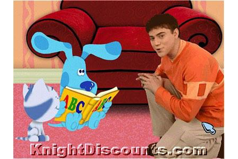 BLUE'S CLUES KINDERGARTEN Kids Educational Blues for ...