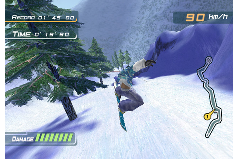 1080° Avalanche (GCN / GameCube) News, Reviews, Trailer ...