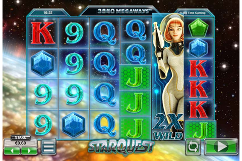 Starquest Slot (Big Time Gaming) | Full Review | Play for FREE