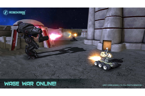 Robot War Online ROBOKRIEG - Android Apps on Google Play
