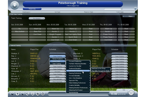 Championship Manager 2008 on Qwant Games