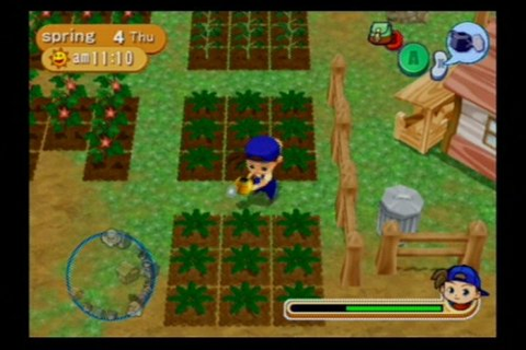 Harvest Moon Magical Melody - Gamecube - Import It All