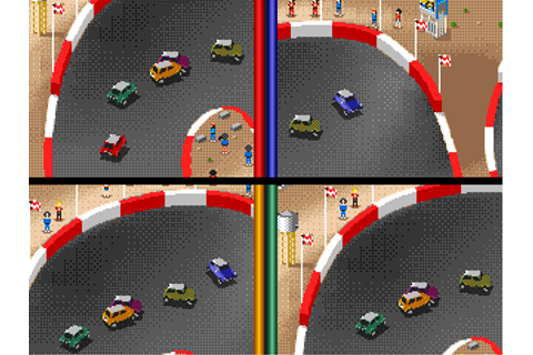 Download Super Skidmarks - My Abandonware