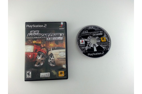 Midnight Club 3 Dub Edition game for Playstation 2 | The ...