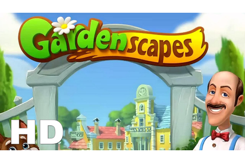 """Gardenscapes - New Acres"" Game Review 1080p Official ..."