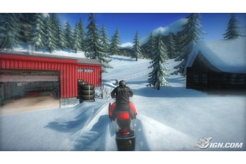 Ski-Doo Snowmobile Challenge Screenshots, Pictures ...