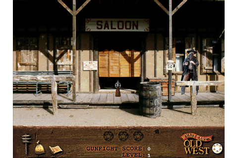 Скриншоты Wyatt Earp's Old West на Old-Games.RU