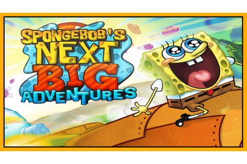 Spongebob Squarepants - Spongebob Adventures Game ...