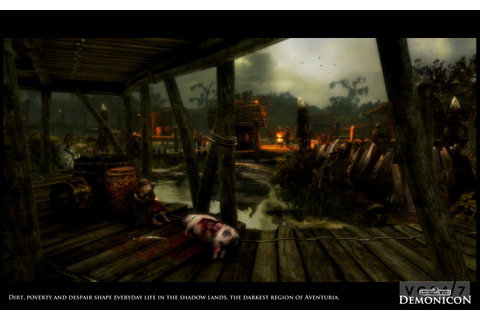 Quick Shots - The Dark Eye: Demonicon - VG247
