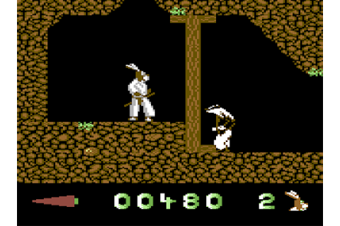 VGJUNK: NINJA RABBITS (COMMODORE 64)