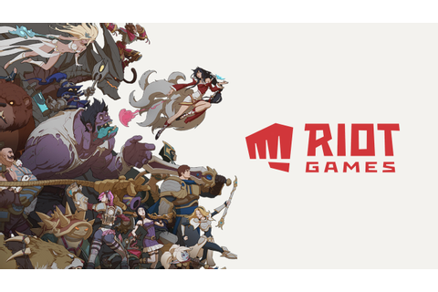 Riot Games Announces New FPS, MMO, Fighting & Digital Card ...