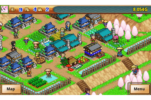 The Story of Kamikuishiki Village on Qwant Games