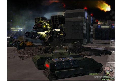 MechAssault 2: Lone Wolf (Original Xbox) Game Profile ...