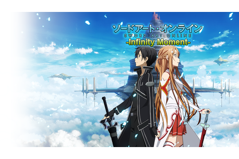 Download Game PPSSPP Sword Art Online: Infinity Moment ...