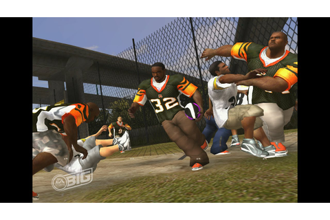 NFL Street 3 Gameplay (Playstation 2) - YouTube