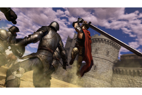 Berserk and the Band of the Hawk Interview: Producer Talks ...