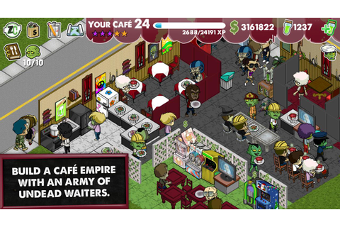 ZOMBIE CAFE V1.1.2A MOD (UNLIMITED TOXIN) APK FULL GAME ...