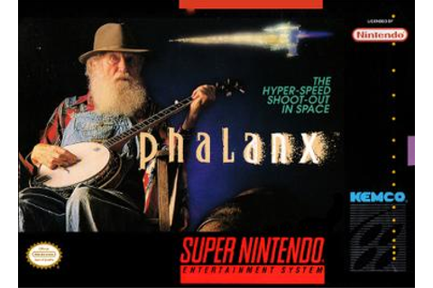 Phalanx (video game) - Wikipedia