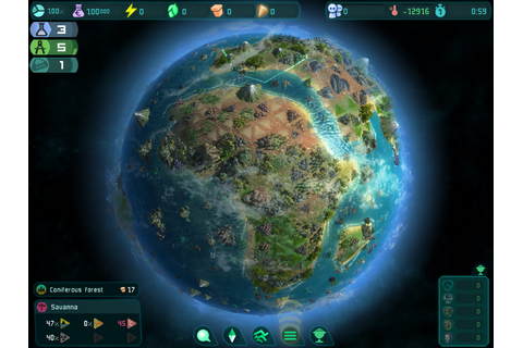 Imagine Earth - Alpha 39 - Planet Thera news - Indie DB