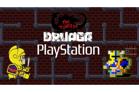 The Tower of Druaga Gameplay (PS1) - YouTube