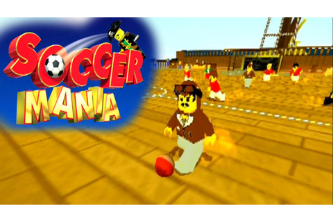 Soccer Mania ... (PS2) - YouTube