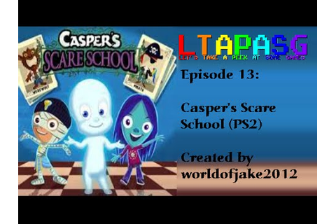 Let's Take a Peek at Some Games! Ep. 13: Casper's Scare ...