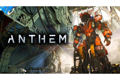 Anthem Game - NEXT BIG GAMEPLAY REVEAL! The Dates! Hub ...