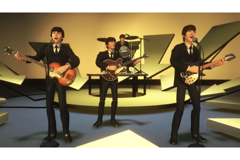 Amazon.com: The Beatles: Rock Band (Game Only) - Nintendo ...