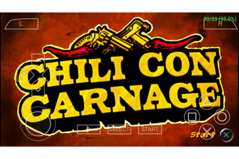 Chili Con Carnage (Europe) ISO