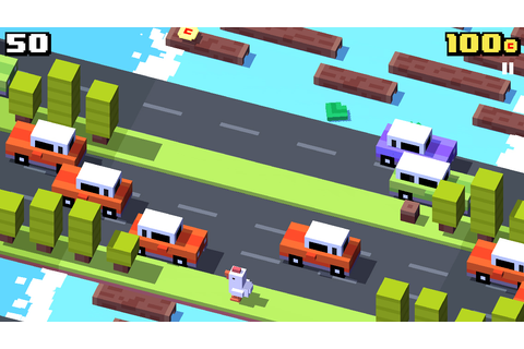 This is what Crossy Road looks like in first-person - VG247