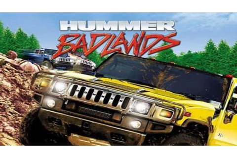 Xbox - Hummer Badlands - YouTube