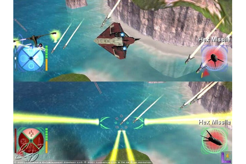 Star Wars Jedi Starfighter Screenshots, Pictures ...