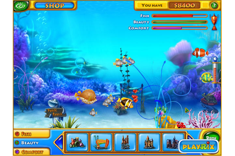 Free Download PC Games Fishdom Full Rip - Aquarium on ...