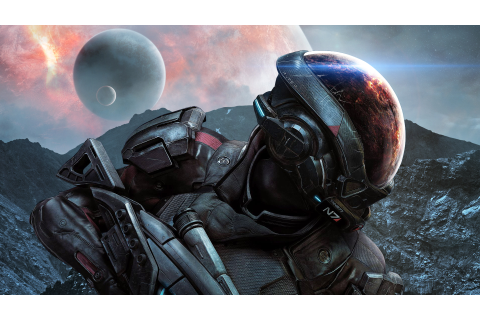 Mass Effect Andromeda Game 4k, HD Games, 4k Wallpapers ...