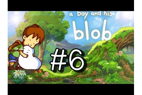 A Boy And His Blob (Wii) 100% Walkthrough Part 6 Level 1 ...