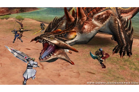 Monster Hunter Frontier G - Download game PS3 PS4 PS2 ...