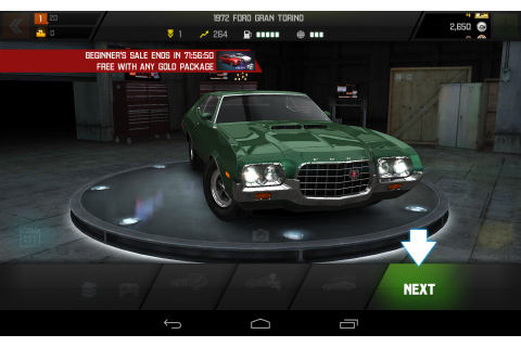Fast & Furious 6: The Game – Games for Android – Free ...