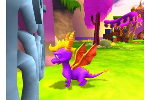 Screens: Spyro: A Hero's Tail - PS2 (1 of 57)