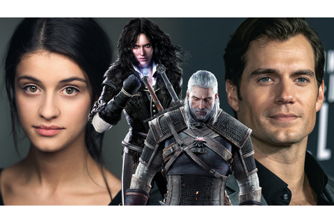 Netflix's The Witcher Cast vs. Video Game Characters - IGN