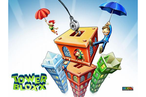 Tower Bloxx Deluxe Flash Game: full version free software ...