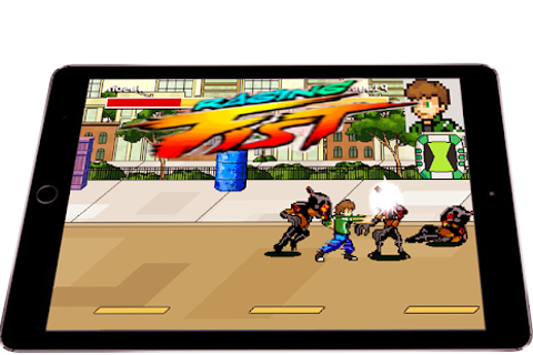 Ben Super Raging Fight - Android Apps on Google Play