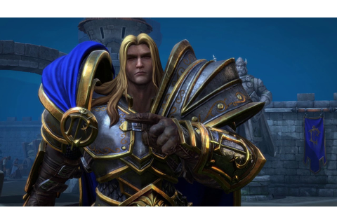 Warcraft III: Reforged [PC] The Culling Trailer - YouTube