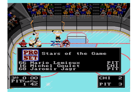 Download NHLPA Hockey '93 (Genesis) - My Abandonware