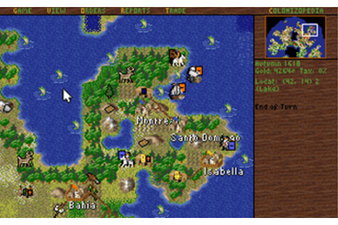 Sid Meier's Colonization - Wikipedia